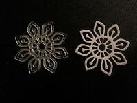 Sizzix Die Cutter & Embosser DECORATIVE FLOWER  Thinlits fits Big Shot Cuttlebug