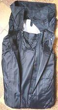Combinaison de pluie intégrale, souple 2 zips, PVC/Polyester, mixte, taille XL