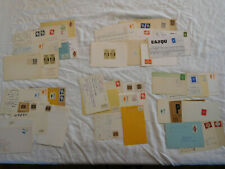 Lot of 50 QSL Card with QSL Cinderella Stamp