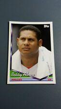 BOBBY ABREU 2006 TOPPS WAL-MART EXCLUSIVE BASEBALL CARD # WM23 A9238