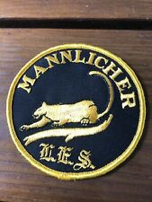 """New ListingVintage """"Mannlicher� Hunting Patch"""