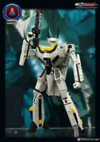 In Stock Kitz Concept 1/72 Veritech Fighters VF-1S Roy Fokker Robotech Toy New