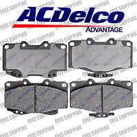 Replacement Front Disc Brake Pad Ceramic For 89-91 Toyota 4Runner, 89-95 Pick up