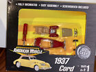 American Muscle 1937 Cord  1:64 Scale Limited Edition Die-cast New