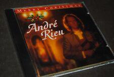 """ANDRE RIEU """"Merry Christmas"""" CD / CNR - 100396-2 / 1992"""