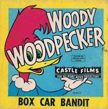 WOODY WOODPECKER: BOX CAR BANDIT (1957) USA SUPER 8 COLOR