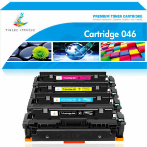 4PK Toner 046 Compatible for Canon 046 Imageclass Mf733cdw Mf731cdw Mf735cdw