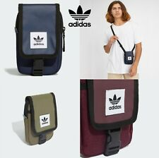 New ADIDAS Festival Travel Map Bag Cross Body Small Items Shoulder Mini - Unisex