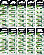15 Stk Camelion A27 Alkali Batterie 12 V im 5er Blister Remote LR27A 15x