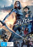 Alita - Battle Angel (DVD, 2019) Region 4