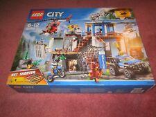 LEGO City-quartier generale della gebirgspolizei 60174