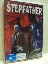 THE STEPFATHER [ORIGINAL] – DVD, TERRY O'QUINN, REGION 0, SEALED BRAND NEW