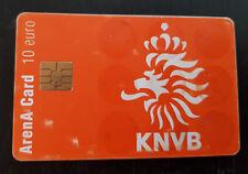 Amsterdam Arena Card 2004 10 Euro KNVB