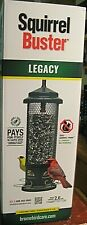Squirrel Buster Legacy Squirrel-proof Bird Feeder w/4 Metal Perches Brome Care