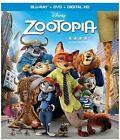 Zootopia [New Blu-ray]