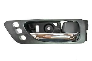 Details about  /Interior Inner Inside Door Handle Gray Chrome Lever Front Driver Side for Lexus