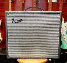 2019 Supro 1695T Black Magick Tube Combo Namm Show Display Model! Jimmy Page!