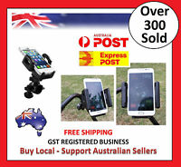Golf Phone Rangefinder Holder Cradle for Buggy Cart eg Bushnell Sureshot iPhone