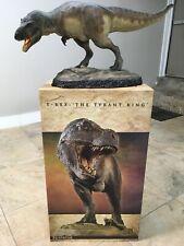 Sideshow Dinosauria T-rex: The Tyrant King Tyrannosaurus 1672/2000 (Damaged)