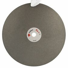 "8"" inch 200mm Grit 240 Diamond Abrasive Wheel Grinding Disc Coated Flat Lap Disk"