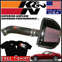 K/&N 57-6015 COLD AIR INTAKE FOR 2004-2008 NISSAN MAXIMA ALTIMA 3.5L V6