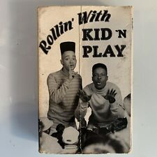 Kid N Play Rollin With (Cassette) Single