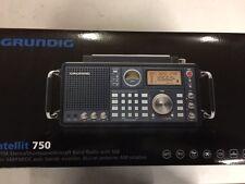 Eton Grundig Satellit 750 Ultimate Am/Fm Stereo also Receives Shortwave, Long.