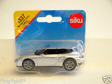 Convertible Car Porsche 911 Turbo SIKU 1337 Colour Chrome Silver