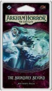 FFG Arkham Horror Mythos Pack #14 - The Boundary Beyond New