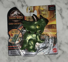 Jurassic World Snap Squad Triceratops Dinosaur Camp Cretaceous 2020 !Brand New!