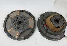 """Pressure Plate & TWIN Clutch Replacement 1.75"""" 10 spline 129685 DAP Rebuilt"""
