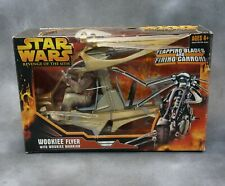 Star Wars Battle Pack ROTS Wookiee Flyer With Warrior 2005