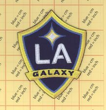 The Los Angeles LA Galaxy Soccer Patch Logo MLS Beckham Carson Donovan USA