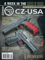Guns & Ammo / A Week In The CZ-USA  2020