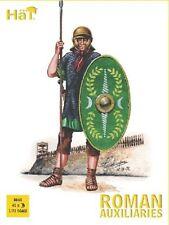 HAT INDUSTRIES 1/72 Roman Auxiliary Infantry (45 w/Shields) HAT8065