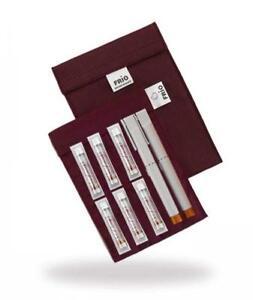 Frio Insulin Large Cooling Travel Wallet Burgundy