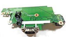 "HP Probook 6560b 15.6"" Ethernet/Media Button/VGA Port Board 01015HC00-388-G OEM"