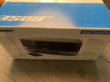 Bose Wave Sound Touch Music System IV 4 Platinium Silver Original Verpackt Neu