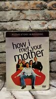 How I Met Your Mother DVD Complete Seasons 1-4