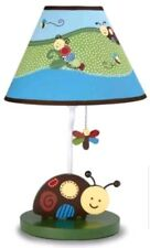 Nojo Critter Babies Lamp and Shade New In Box Nursery Baby Toddler Decoration