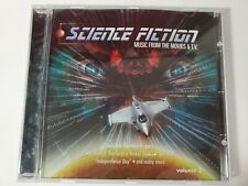 Science Fiction Cd - Music From Movies & Tv - Star Wars Twilight Zone Godzilla