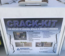 Crack-Kit by Adhesive Technology Corp. for Structural Epoxy Injection Repairs