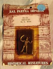 Ral Partha Imports! Hercules! FA-66! MIP!