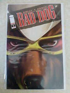 Bad Dog Issue 1 (Of 6) - 2009 Kelly, Greco