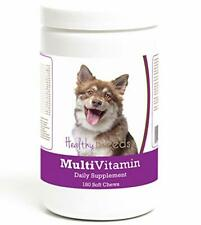 Healthy Breeds Finnish Lapphund Multivitamin Soft Chew for Dogs 180 Count