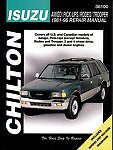 Chilton Isuzu Amigo Pick-ups Rodeo Trooper 1981-96 Repair Manual 36100