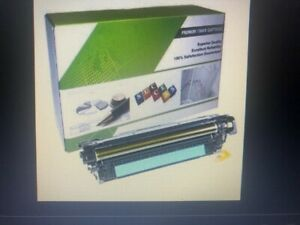 E-REPLACEMENTS CF361A Cyan Laser Toner cartridge For HP Color M553, M577