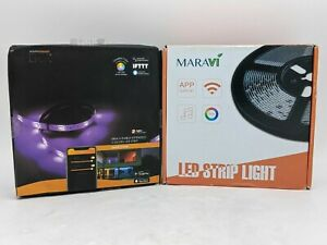 AduroSmart ERIA + MARAVI Smart LED Strip Lights (Lot of 2) -NR5494