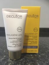 Decleor Prolagene Lift Lifting Flash Mask for massage 50ml