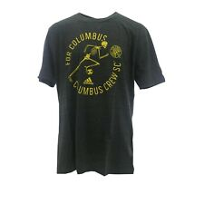 Mls Adidas Apparel Columbus Crew Sc Kids Youth Size Official Shirt New With Tags